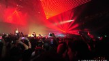 Jay-Z and Kanye West perform Watch the Throne at SXSW with Lightwave International's Lasers