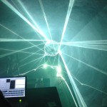 Lightwave partners with Arctos to seemingly defy physics and bend laser light with a 3D laser projector
