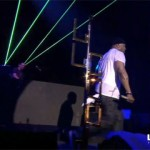 SXSW is amplified by laser special effects from Lightwave International