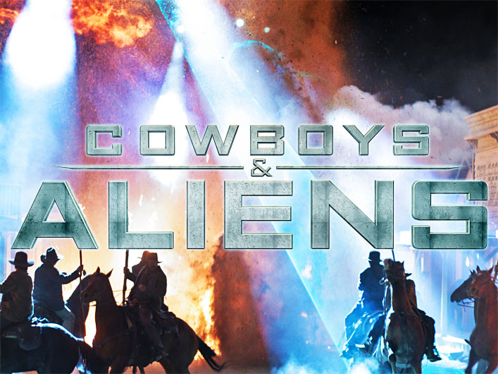 Ease of use and decreased costs of modern solid state lasers made Lightwave International the right visual and budgetary choice for Cowboys & Aliens starring Daniel Craig, Harrison Ford, and Olivia Wilde.