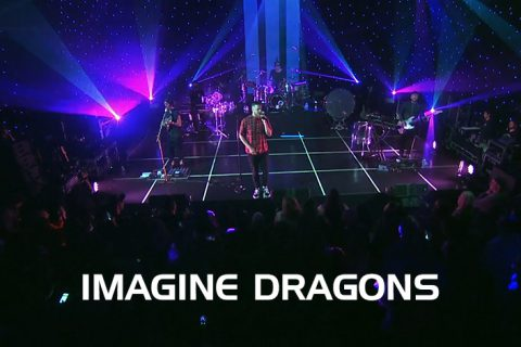 Imagine Dragons Live at YouTube